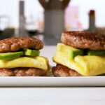 Keto Sausage Breakfast Recipes with Egg