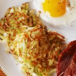 Delicious Keto Cabbage Hash Browns